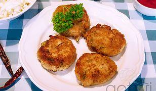 Orientalne kotlety rybne. Podaj z ulubioną surówką