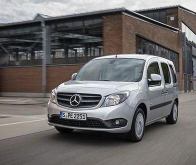 Nowości w ofercie Mercedes-Benz Citan