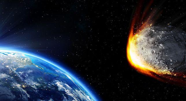 Asteroida zbliża się do Ziemi. Święta odwołane?
