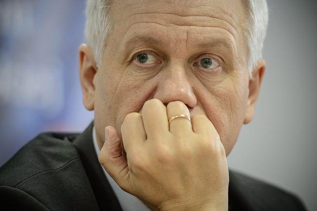 """""""Marek Jurek robi rozłam w Europie Christi i Prawicy RP"""" - przekonują rozmówcy WP"""