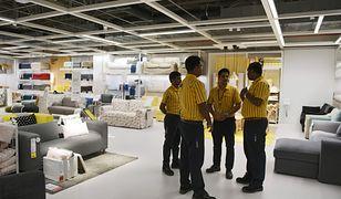 RPO sprawdza zwolnienie w sieci sklepów IKEA