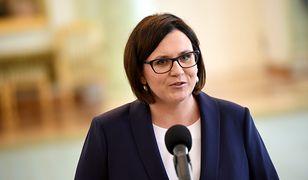 Małgorzata Sadurska należy do partii Prawo i Sprawiedliwość
