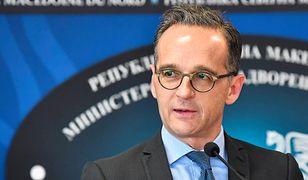 Heiko Maas, szef niemieckiego MSZ