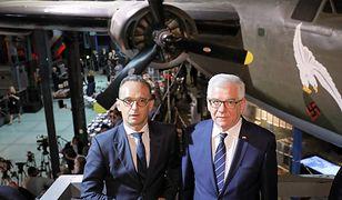 Heiko Maas przyjechał do Polski na obchody 75. rocznicy powstania warszawskiego
