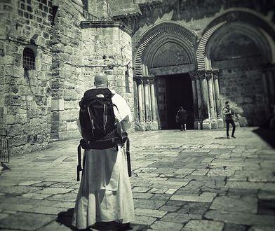 O. Adam Szustak doszedł do Jerozolimy. Zajęło mu to dokładnie 95 dni