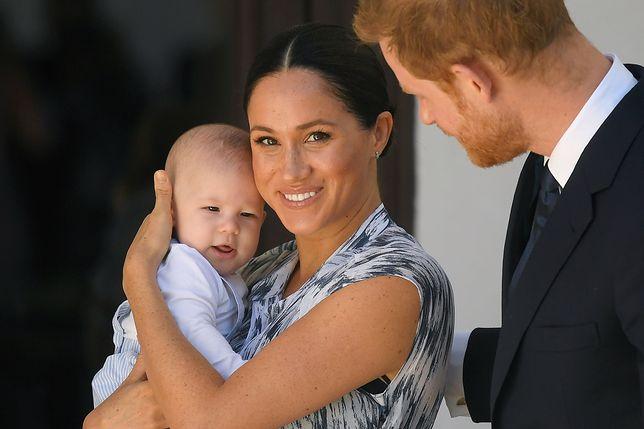Rodzina z Sussex odbyła swoją pierwszą dyplomatyczną podróż