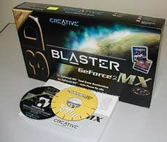 Creative 3D Blaster (GeForce2 MX)
