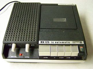 Magnetofon Unitra ZRK mk125