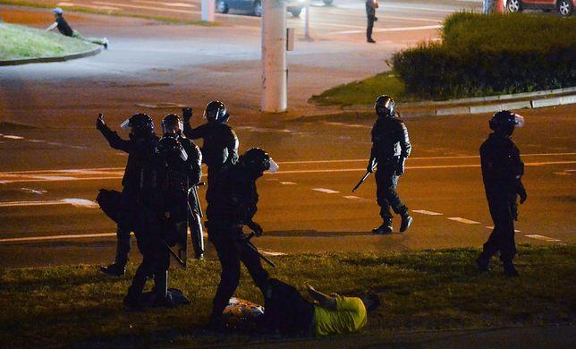 Białoruś. Dwóch polskich studentów zatrzymanych w Mińsku. Jest apel matki jednego z nich PAP/EPA.
