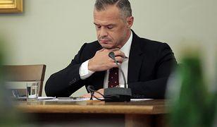 Sławomir Nowak jest oskarżony o przyjmowanie łapówek i kierowanie zorganizowaną grupą przestępczą (zdj. arch.)