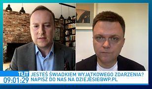 Szymon Hołownia o zadaniach swojej żony po wyborach. Czym teraz się zajmuje Urszula Brzezińska-Hołownia?