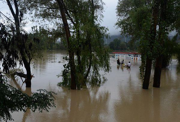 Niespotykane opady i powodzie na Półwyspie Gargano