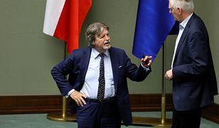 Andrzej Sośnierz to poseł Porozumienia i były prezes NFZ