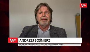 """Koronawirus. Były szef NFZ Andrzej Sośnierz o różnicy między Polską i Włochami. """"Inny świat"""""""