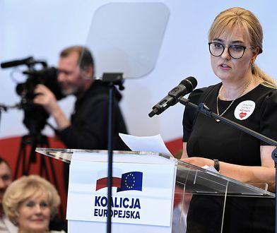 Magdalena Adamowicz ponawia zaproszenie dla posłanki PiS Krystyny Pawłowicz