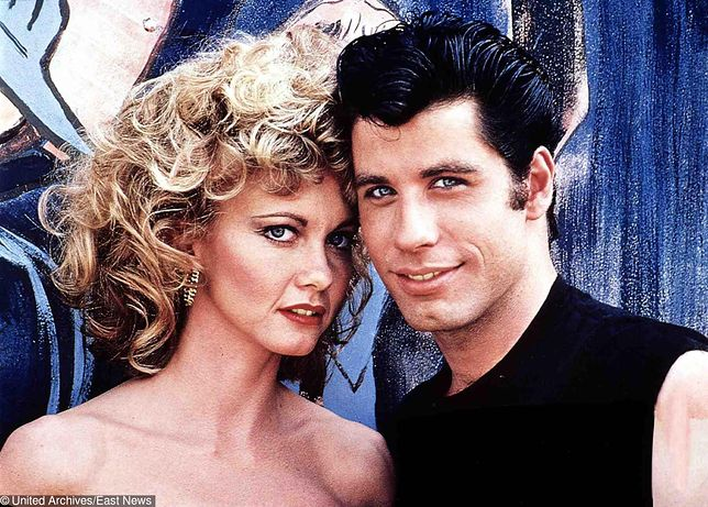 "John Travolta i Olivia Newton-John znów zatańczyli razem. ""Grease"" ma już 40 lat"