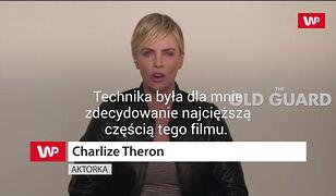 """""""The Old Guard"""": Charlize Theron jako wojowniczka wymachująca toporem? Czemu nie!"""