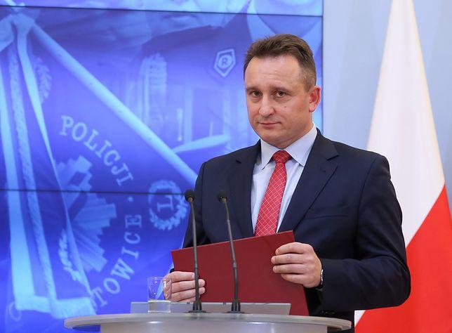 Tomasz Miłkowski nie jest już szefem SOP