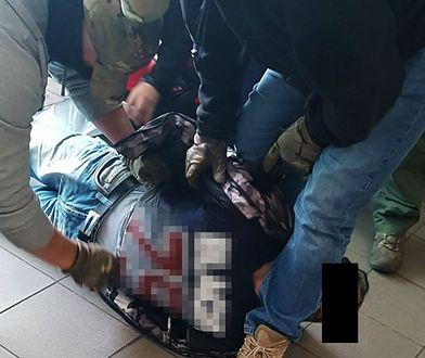 Funkcjonariusze CBŚP udaremnili porwanie kobiety dla okupu