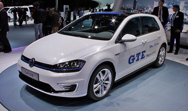 Volkswagen Golf GTE: hybrydowy hot-hatch