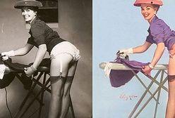Jak naprawdę wyglądały modelki Gila Elvgrena?