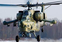 Mi-28N Havoc - rosyjski śmigłowiec szturmowy przyjęty do służby!