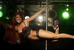 Taniec erotyczny czy gimnastyka?