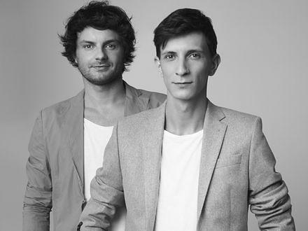 Duet BOHOBOCO na gali finałowej The Look Of The Year 2013