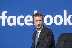 Awaria Facebooka. Mark Zuckerberg zapłacił za to własnym majątkiem