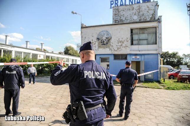 Gorzów Wielkopolski. Strzały padły w pralni przy ulicy Owczej.