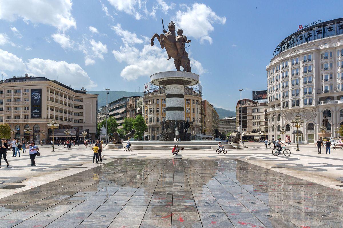 Macedonia Północna. Kraj tani jak barszcz
