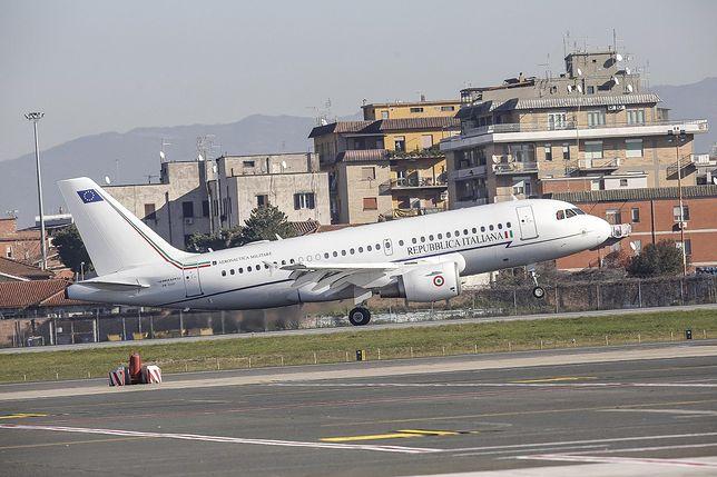 Pożar na rzymskim lotnisku Ciampino. Będzie zamknięte