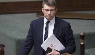 Marcin Warchoł (wiceminister sprawiedliwości) domaga się dymisji Adama Bodnara (Rzecznik Praw Obywatelskich)