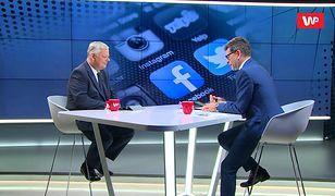 Wybory parlamentarne 2019. Dziwny wywód Marka Suskiego. Nie zna programu PiS