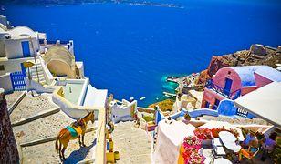 Greckie wyspy kuszą słońcem już od wczesnej wiosny