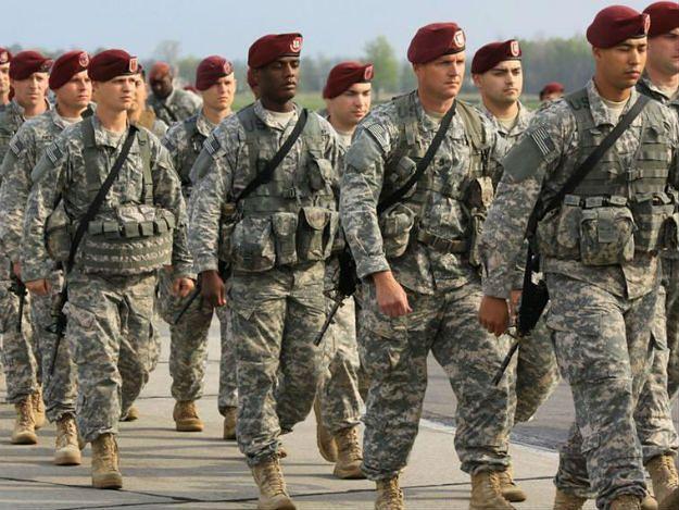 Amerykańscy żołnierze w Polsce