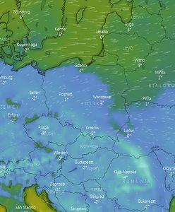 Pogoda. Wyż Xia nad Polską. Śnieg, śnieg z deszczem i śliskie drogi