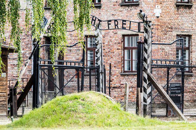 Byłe niemieckie nazistowskie obozy koncentracyjne w Oświęcimiu i Brzezince