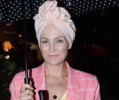 Anna Puślecka walczy z nowotworem