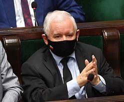 Jarosław Kaczyński broni podwyżek dla polityków. Powołuje się... na Angelę Merkel