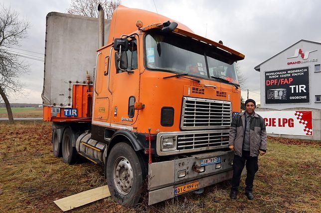 Ciężarówka dla Irańczyka. Frasyniuk: to na niego czekało puste miejsce przy naszym wigilijnym stole