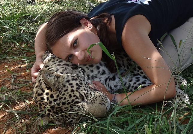Najnowsza książka Małgorzaty Zdziechowskiej jest o życiu dzikich kotów
