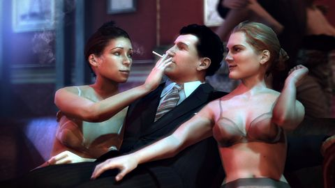 Playboy pobudzi... klimat w Mafia 2