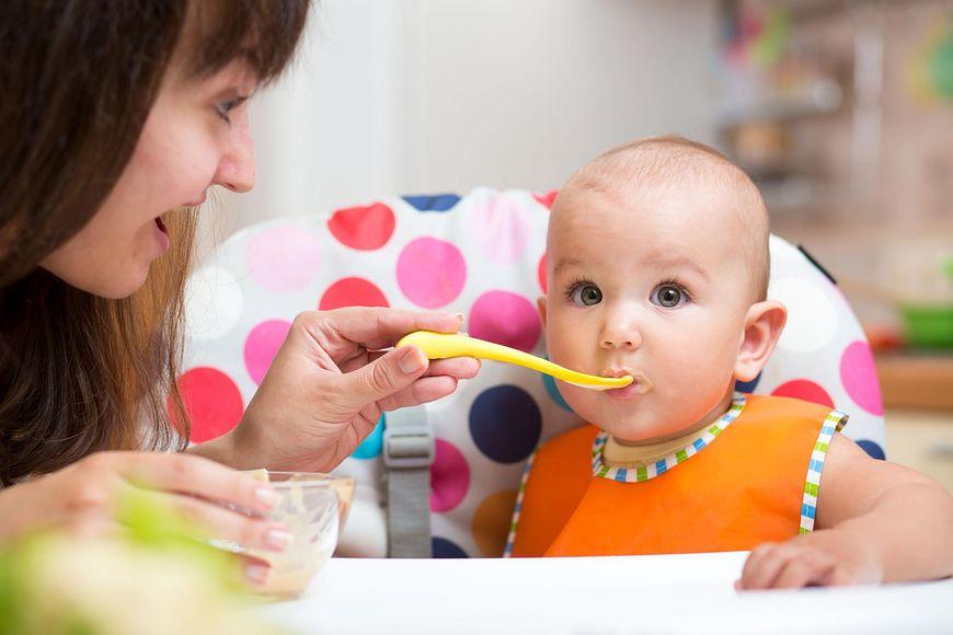 Owoce i warzywa w diecie dziecka