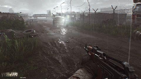 Escape from Tarkov - gramy w sieciowego FPS-a, który może się kojarzyć z klimatem S.T.A.L.K.E.R.-a