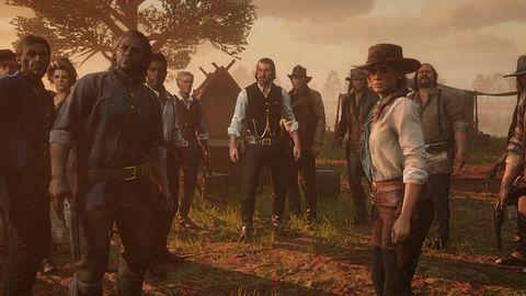 Red Dead Online z aktualizacją i nową zawartością