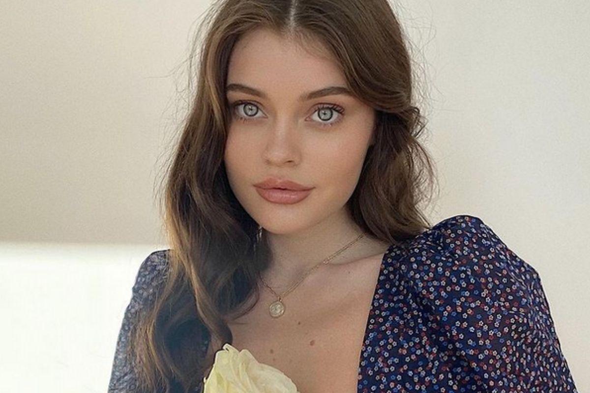 Liza Gulyaewa robi furorę w sieci