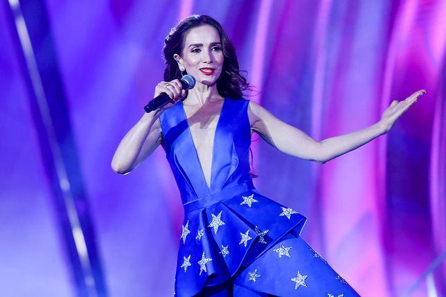 """Natalia Oreiro na Sylwestrze TVP2. Gwiazda """"Zbuntowanego anioła"""" zachwyciła Polaków"""