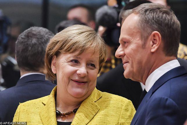 Merkel za Tuska? Tego chcą nasi sąsiedzi