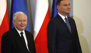 """Radzą Kaczyńskiemu: """"Trzeba się liczyć z prezydentem"""""""